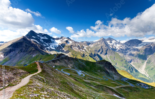 Fototapeten,berg,himmel,österreich,alps