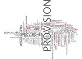 Provision poster