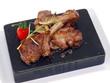Leinwandbild Motiv meat main course