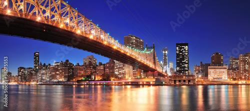 Queensboro Bridge i Manhattan