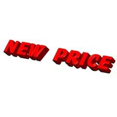 3D new price