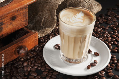 Plakat Kaffee