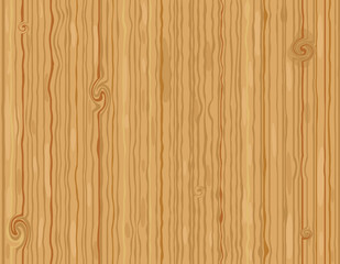 Wood grain texture - vector EPS AI8