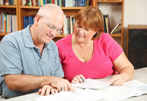 Adult Education Couple
