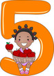 Number Kid 5
