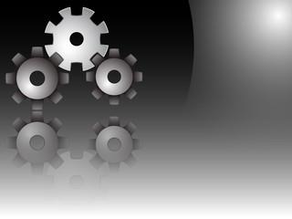 gears vector