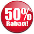 Button 50% Rabatt