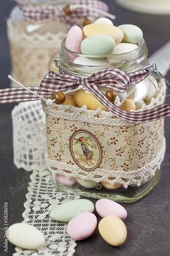 Zucker- oder Hochzeitsmandeln