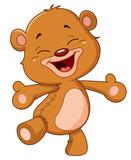 Fototapety Cheerful teddy bear