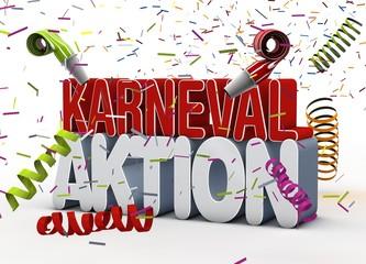 Karneval aktion