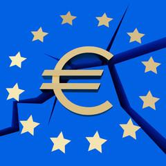 Symbolizes - European Debt Crisis