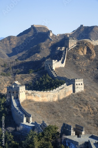 Great Wall of China / Simatai - Jinshanling / Chinesische Mauer