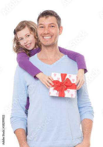 papa beschenken