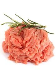 carne tritata con rosmarino