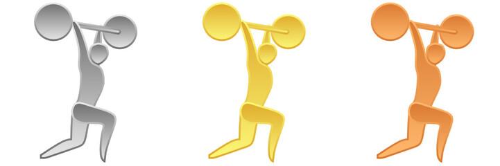 Weightlifting, juegos olímpicos