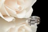 Fototapeta zbliżenie - diament - Biżuteria