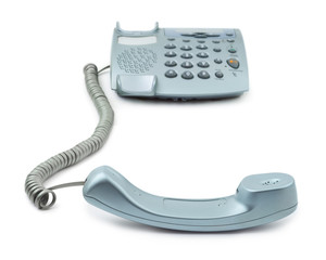 Telephone and receiver