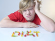Gummibärchen Diät
