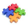 Puzzle - Netzwerk