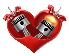 cuore bicilindrico