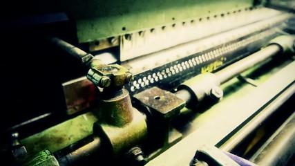 macchina tessile