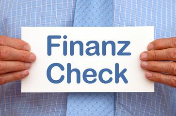 Finanz Check