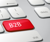 B2B - Keyboard Button