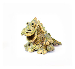 ceramic figurine of dragon