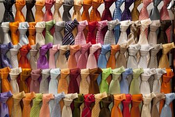 Para gustos las corbatas