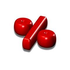 3d percentuale