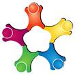 Teamwork charitable logo
