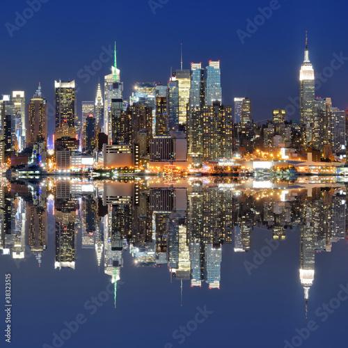 Fotobehang New york • PIXERS.nl