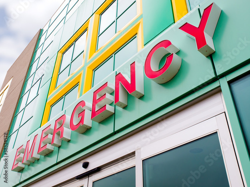 Emergency Hospital Building for kids in Calgary