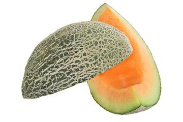 Slices of Rock Melon