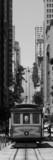 cable car at San Francisco