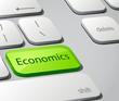 Economics keyboard key
