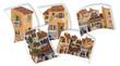 photos maisons provençales