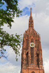 Cathedral in frankfurt