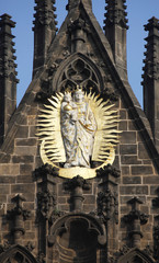 Our Lady before Tyn, Prague