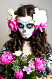 Halloween Living Dead Woman - 38336704
