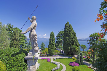 Die Götter vom Lago Maggiore - Insel Isola Bella