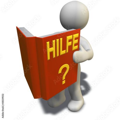 Hilfe  Buch