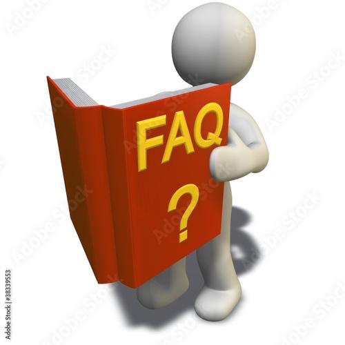 FAQ - Fraagen  Buch
