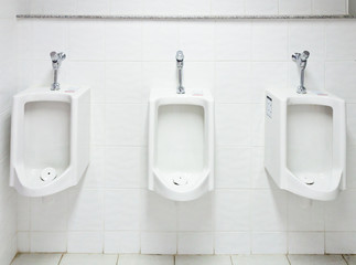 White urina