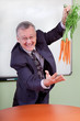 The great motivator dangling carrots