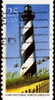Cape Hatteras, North Carolina. US Postage.