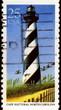 Cape Hatteras, North Carolina. US Postage.