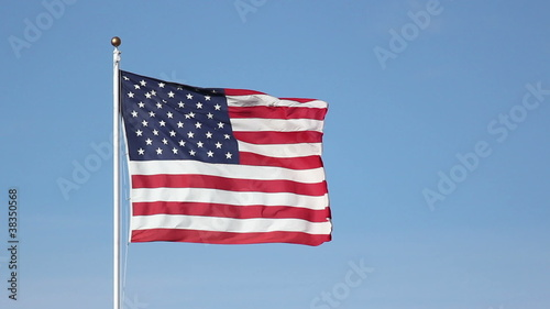 USA stars and stripes