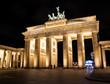 Fototapeten,berlin,brandenburger,deutsch,nacht