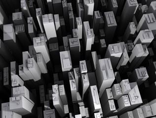 ville moderne